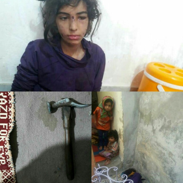 کودک آزاری در شهرستان ماهشهر