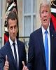 آغاز دوئل ماکرون و ترامپ بر سر ایران