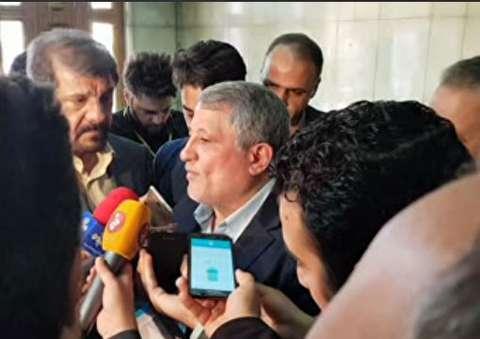 واکنش محسن هاشمی به گزینههای شهرداری