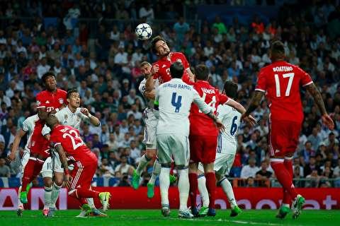 گزیده بازی رئال مادرید - بایرن مونیخ