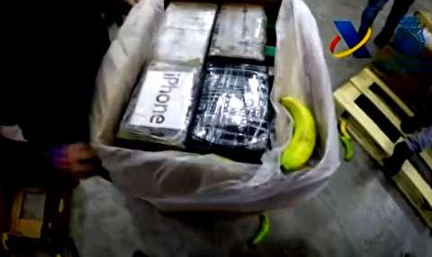 کشف محموله 9 تُنی کوکائین در اسپانیا