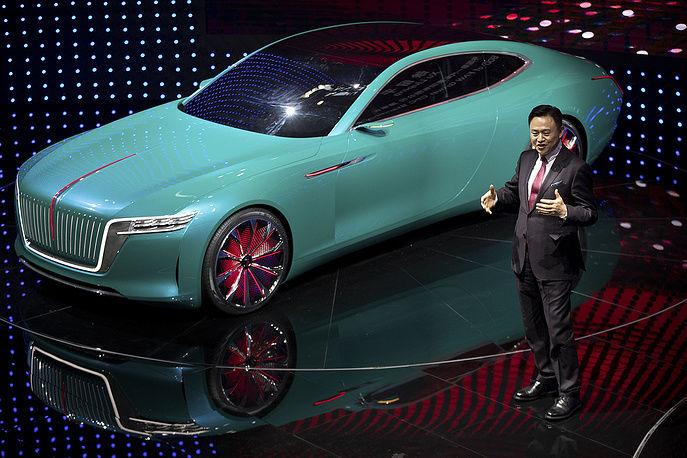 آغاز به کار پانزدهمین نمایشگاه خودرو پکن