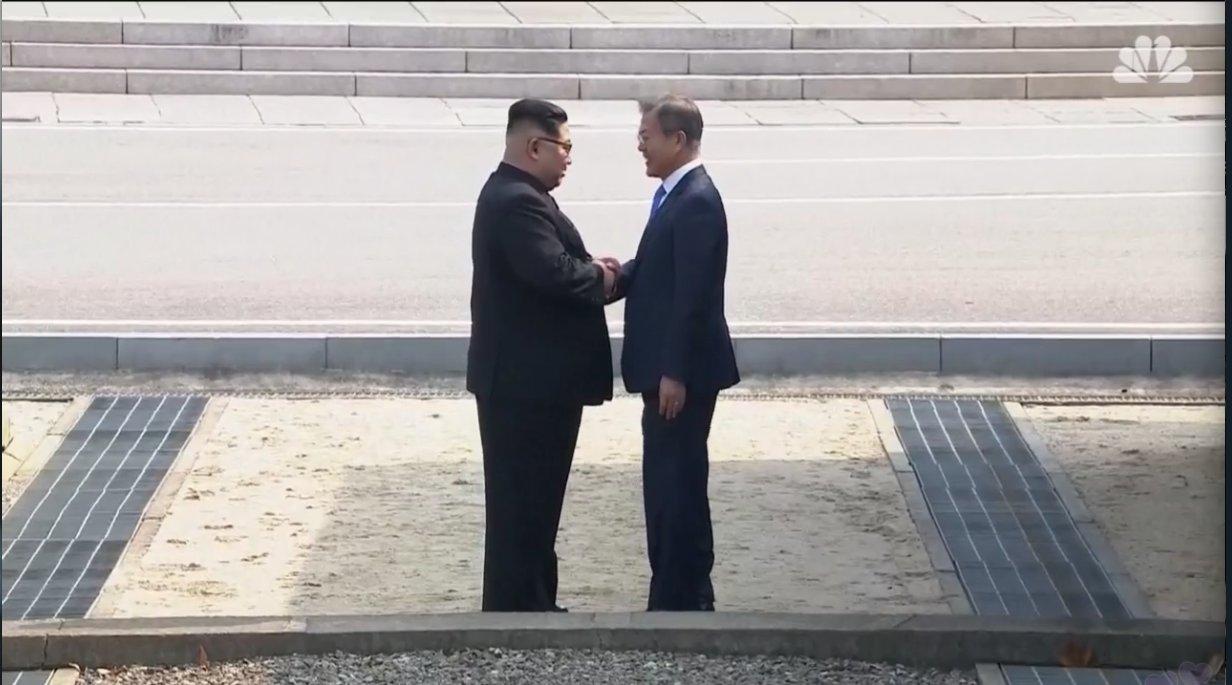 جزئیات کامل دیدار تاریخی «این» و «اون» رهبران دو کره