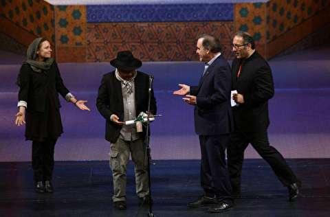 گافهای اختتامیه جشنواره بینالمللی فیلم فجر