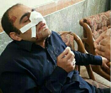 ضربات سنگین پنجه بوکس، هدیه معلم خوزستانی در آستانه روز معلم
