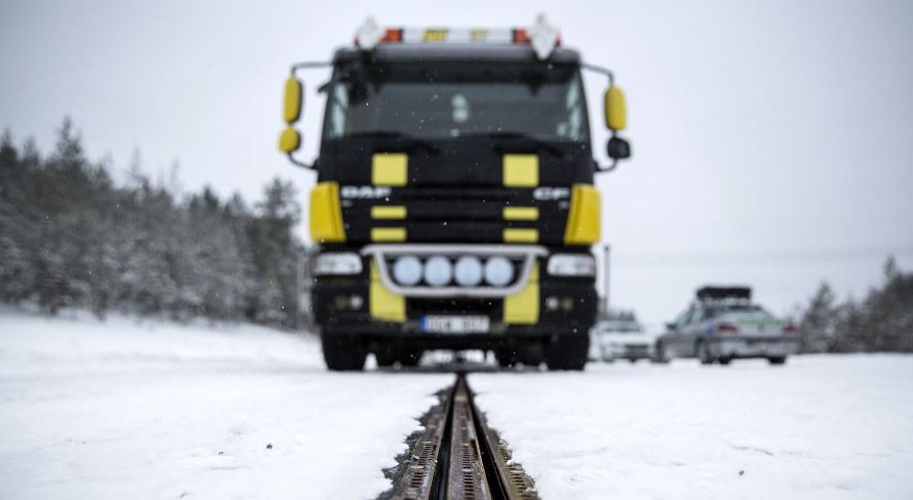 گشایش اولین جاده الکتریکی در سوئد