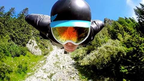 وینگ سوئیت از 2500 متری شامونی