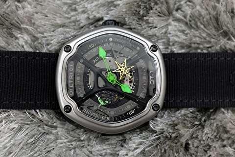 طرحهای ساعت دیتریش تا 2017