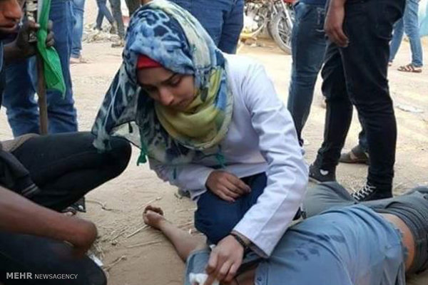 ماجرای شهادت پرستار ۲۱ ساله فلسطینی چه بود؟