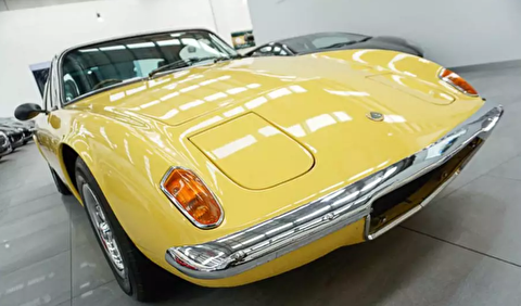 بررسی لوتوس اِلان +2 مدل 1972