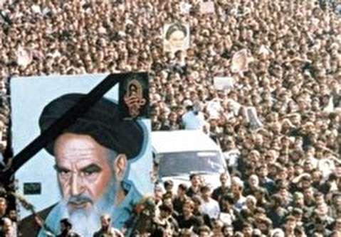 روایت اسوشتیدپرس از رحلت امام خمینی