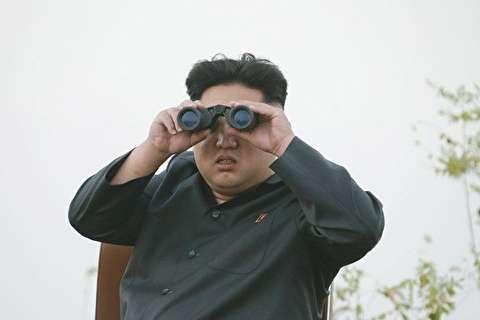 تصاویر کمتر دیده شده از رهبر کره شمالی