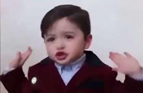 حرفهای کنایهآمیز و قابلتامل کودک فلسطینی!