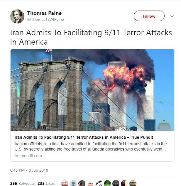 سخنان محمدجواد لاریجانی، خوراک رسانههای تندروی ضد ایران