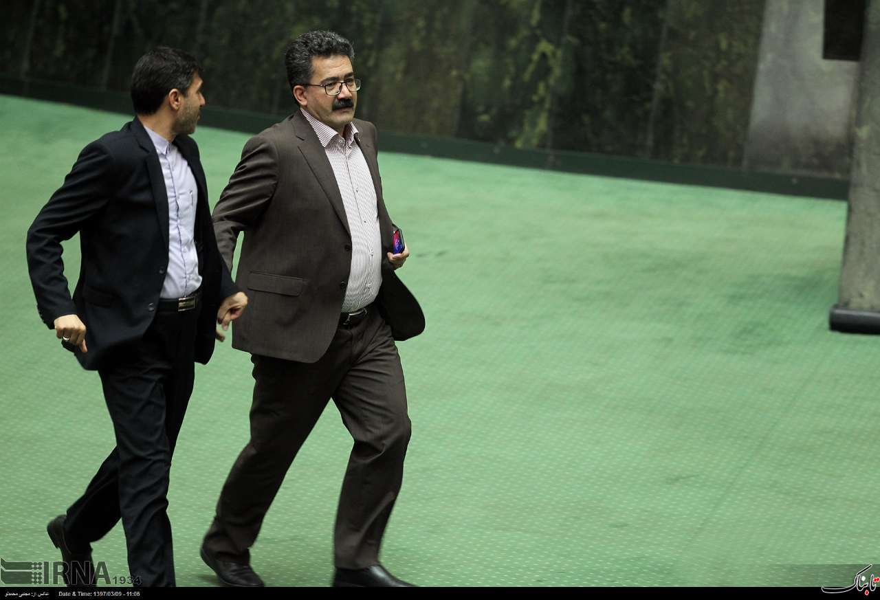 شیف بندی فعالیتهای احمدی نژاد