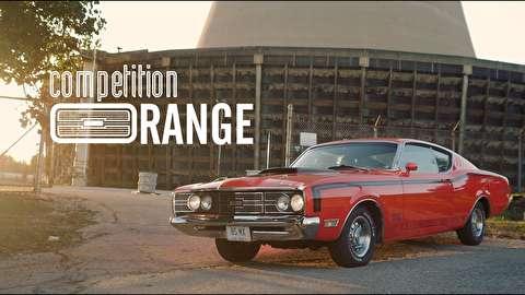 مرکوری سیکلون سی جی مدل 1969