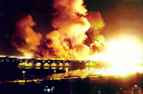 چگونه حکومت عراق خلع سلاح و ساقط شد؟