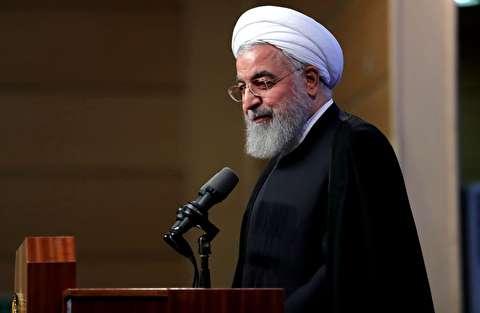 روحانی: آمریکا چه کاره است که تعیین تکلیف کند؟