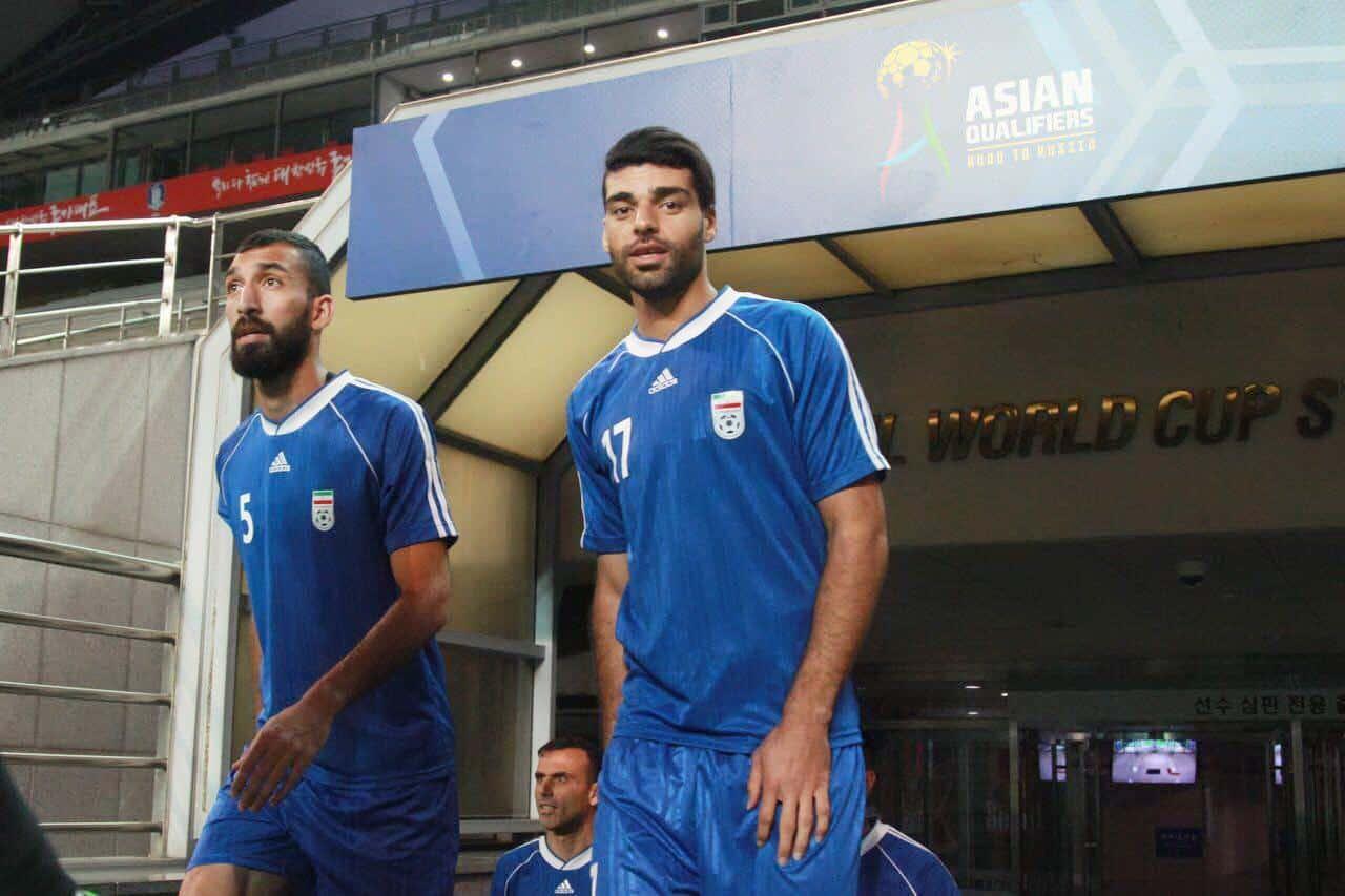 مهاجم تیم ملی بازی با مراکش راازدست داد