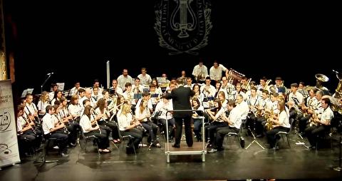 دومینگو ولا ؛ انجمن موسیقی آلخمسی