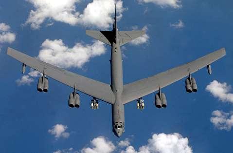 بمبافکن بوئینگ بی-۵۲ استراتوفورترس