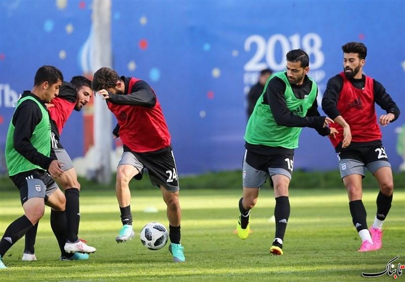 غیبت نگران کننده دو بازیکن اصلی درتمرین امروز تیم ملی