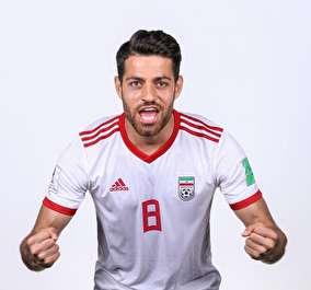 عکسهای تماشایی و جذاب فیفا از بازیکنان تیم ملی