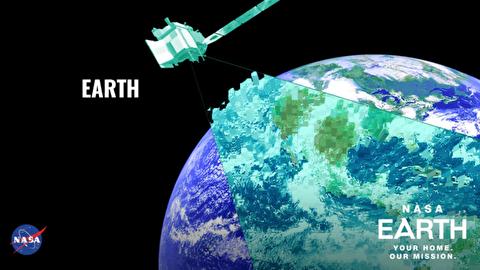 تصاویر ناسا از تغییرات جوی زمین طی 20 سال