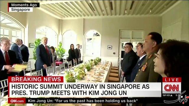 جزئیات کامل دیدار تاریخی دونالد ترامپ و کیم جونگ اون+تصاویر/ کره شمالی متعهد به خلع سلاح اتمی شد
