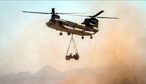 مانور 70 هزار نظامی ایران علیه طالبان