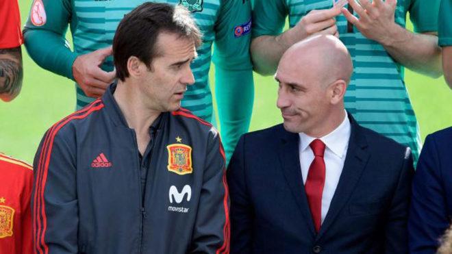اخراج سرمربی اسپانیا یکروز مانده به آغاز جام جهانی؟