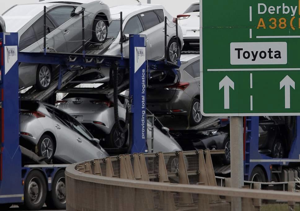 احتمال نابودی صنعت خودرو بریتانیا با وقوع برگزیت!