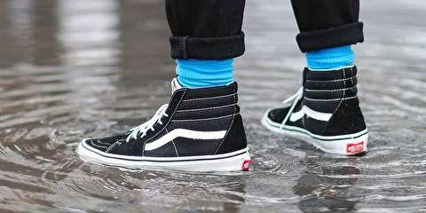 ده نمونه از شیکترین کفشهای ضد آب