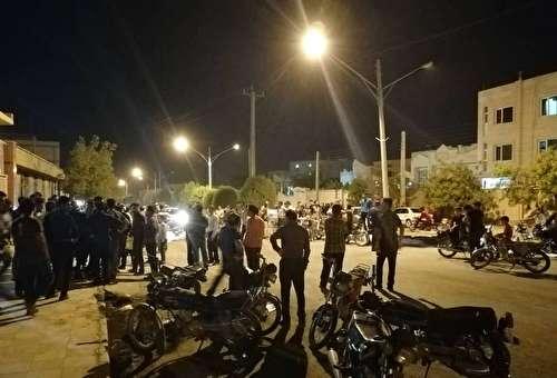 چشمان بسته وزارت نیرو بر بحران آب پیش آمده در شهرستان دشتستان!