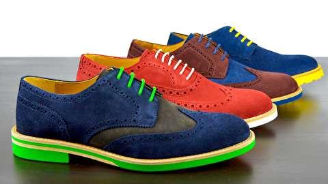 کفش جلب توجه کننده چیست؟