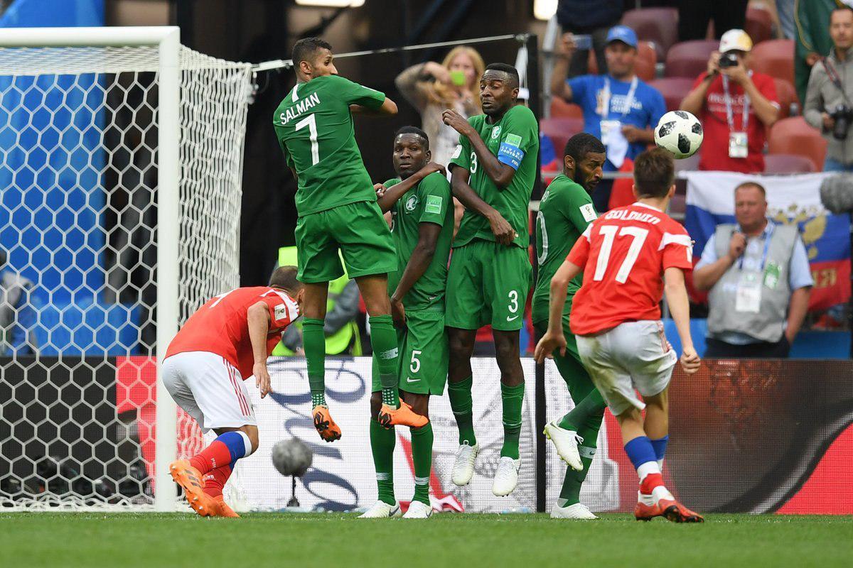 عربستان؛مایه آبروریزی آسیا در جام های جهانی