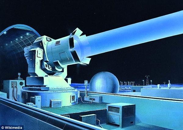 سلاح فضایی روسیه!