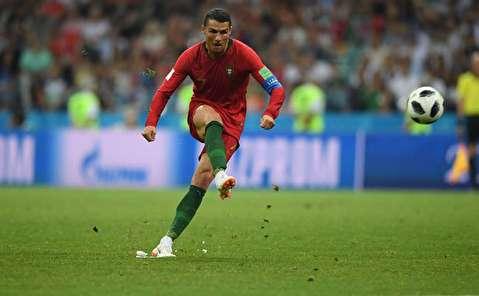 خلاصه بازی پرتغال - اسپانیا؛ هتریک رونالدو