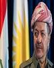 تلاش «مسعود بارزانی» برای تشکیل یک جبهه متحد کُردی در عراق