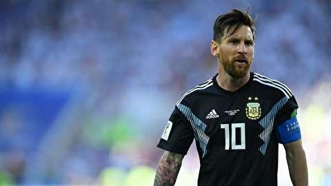 خلاصه بازی آرژانتین - ایسلند
