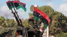 کاهش تولید نفت لیبی با حمله به تاسیسات این کشور