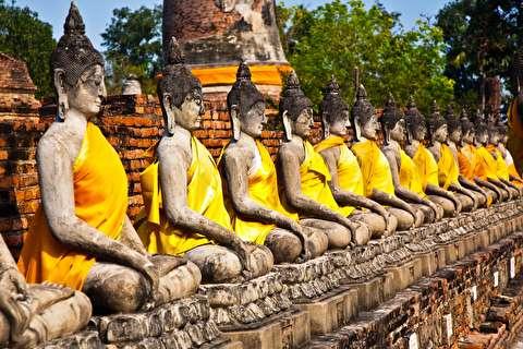 گذر کوتاه به طبیعت تایلند