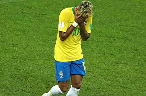 خلاصه بازی برزیل - سوئیس