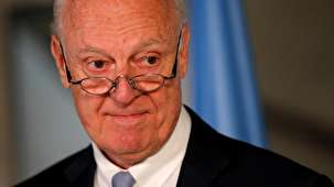 UN's Syria envoy to hold talks with Russia, Iran and Turkey