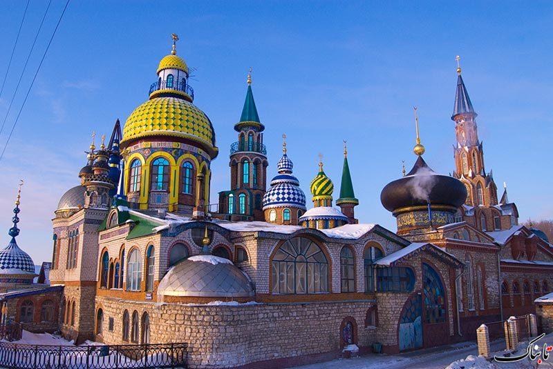 کازان روسیه چگونه شهری است؟