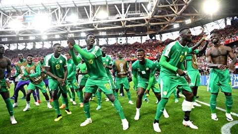 خلاصه بازی لهستان - سنگال
