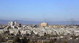 Syrian state media says U.S. struck army base, U.S. denies