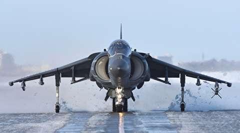 نمای کاکپیت و معرفی هواپیمای مکدانل داگلاس ایوی-۸بی هریر ۲