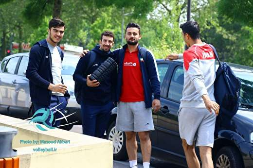 مصاف با فرانسه در روئن؛ نخستین آزمون ایران در لیگ ملت های والیبال