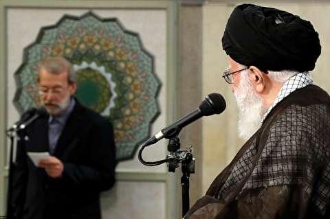 لاریجانی: با رهبری درباره FATF صحبت میکنم